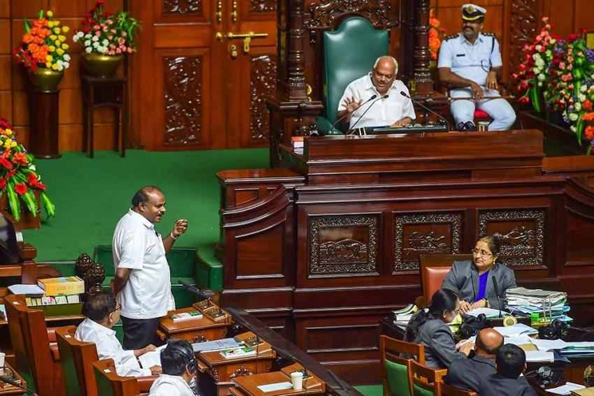 Karnataka Crisis: SC To Hear Independent MLAs' Plea Seeking Immediate Floor Test Tomorrow