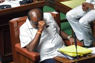 Karnataka Crisis Live Updates   Speaker Pushes For Trust Vote, Says 'Don't Make Me A Scapegoat'