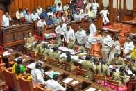 Karnataka Crisis: Complete Trust Vote Today, Speaker Asks Government