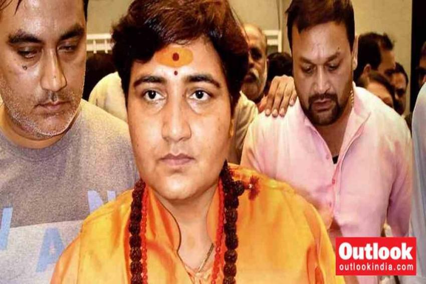 BJP Pulls Up MP Pragya Thakur For 'Clean Toilet' Remark