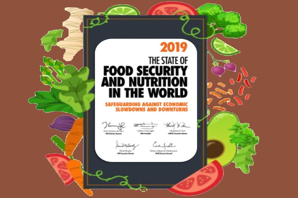 The Verdict Is Out From The Gods Of Nutrition: State of Food Security and Nutrition in the World, 2019