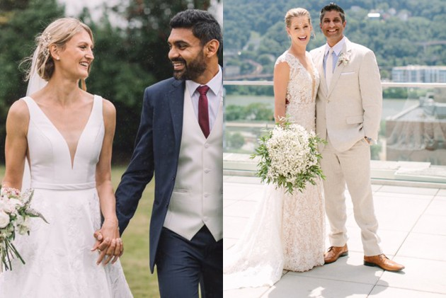 Indian Tennis Players Divij Sharan, Stephen Amritraj Wed Foreigners