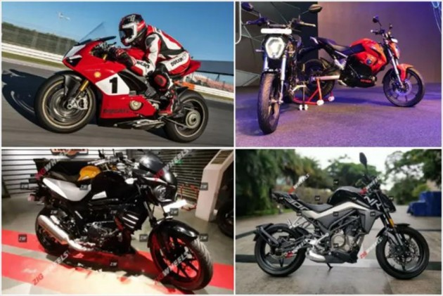Top 5 Bike News Of The Week: CFMoto Launches Four Bikes, Revolt RV 400 Launch Date Revealed & More!