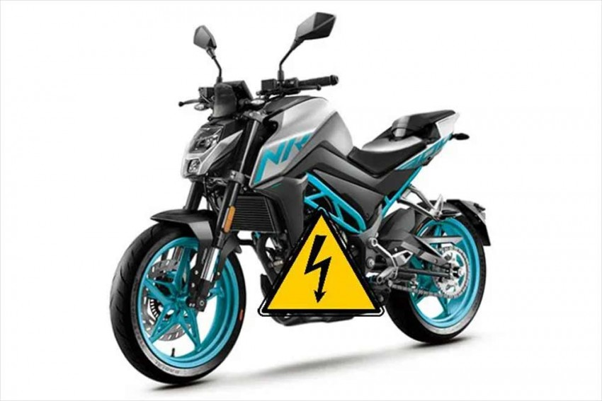 CFMoto To Launch Electric Motorcycle In India