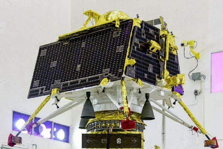 In ISRO's Second Attempt, Chandrayaan-2 To Be Launched At 2:43 PM Today