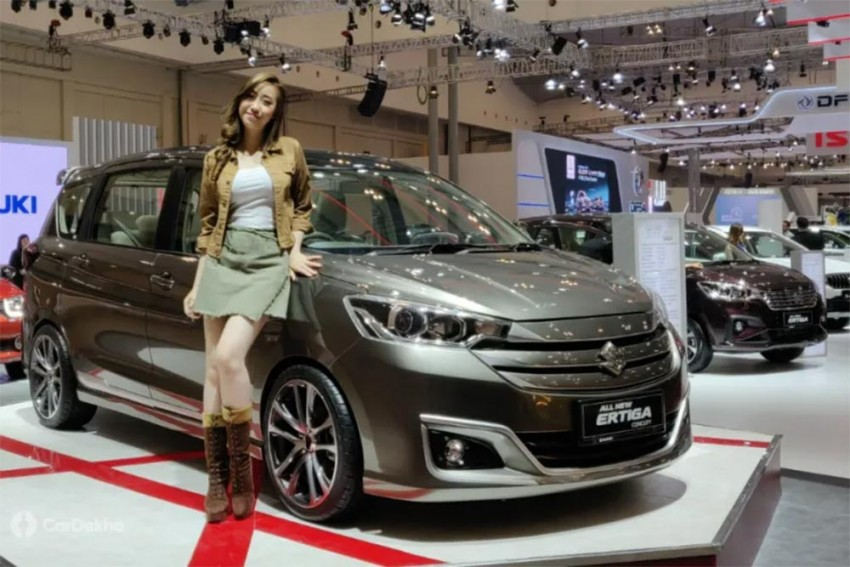 Could This Suzuki Ertiga Concept Be The Premium Maruti MPV We've Been Waiting For?