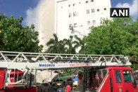 Mumbai MTNL Building Fire: All 84 People Stranded On Terrace Rescued By Fire Brigade Personnel