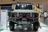 Suzuki Jimny Tough Concept Is The Badass SUV We Need!