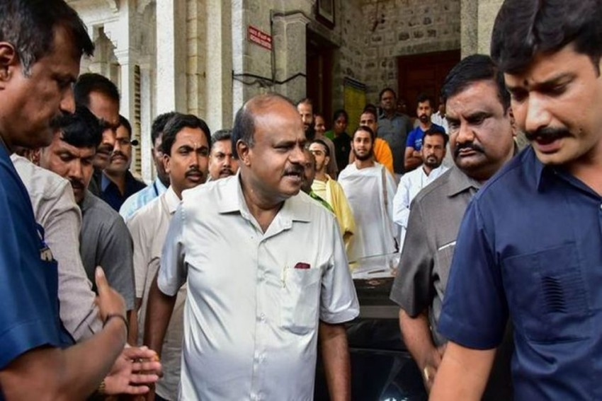 Karnataka Drama Likely To End Today As Kumaraswamy Govt Gears For Trust Vote