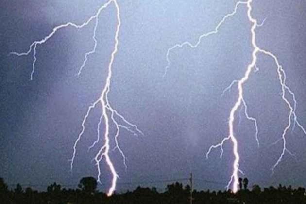 Lightning Strikes Kill 35 In Uttar Pradesh