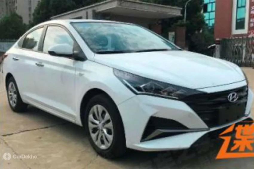 Will The 2020 Hyundai Verna Facelift Look Like This In India?