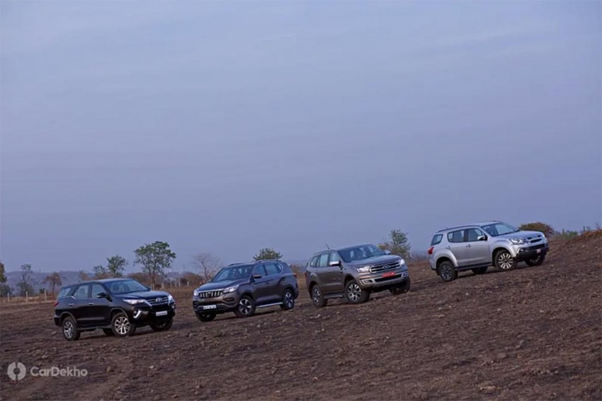 Toyota Fortuner vs Rivals: Which One Is More Frugal?
