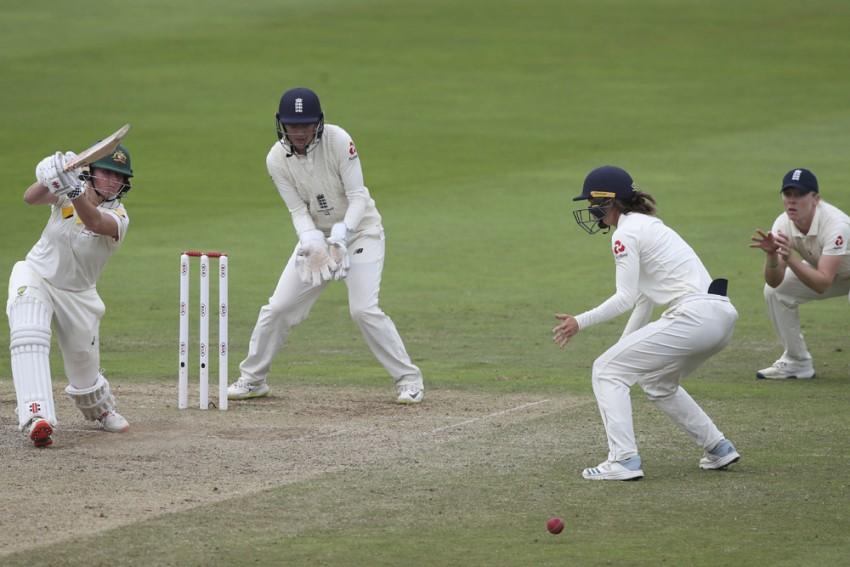 Women's Ashes: Taunton Test Ends In Draw, Australia Retain Lead Vs England