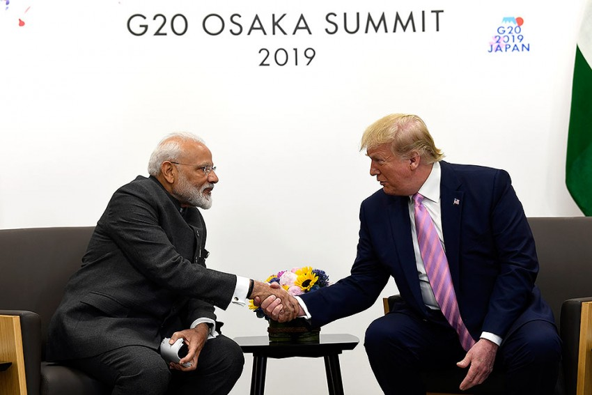 Kashmir Bilateral Issue Between India, Pakistan; We Are Ready To Assist: US On Trump's Comment