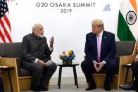'No Such Request By PM Modi': Jaishankar On Trump's Kashmir Mediation Remark