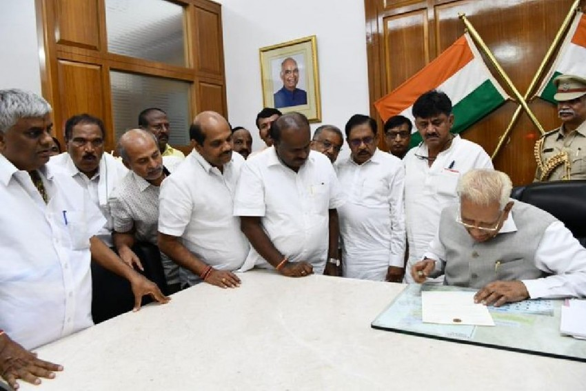 Operation Lotus Finally Succeeds In Karnataka, Will Madhya Pradesh, Rajasthan Follow?