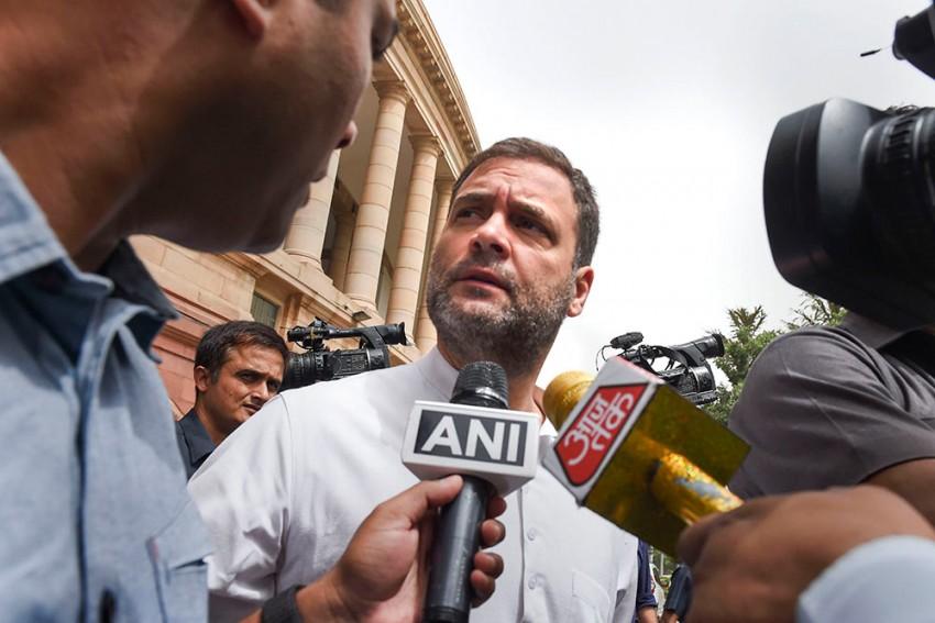 PM Narendra Modi Betrayed India's Interests, If Trump's Kashmir Mediation Claim True: Rahul Gandhi