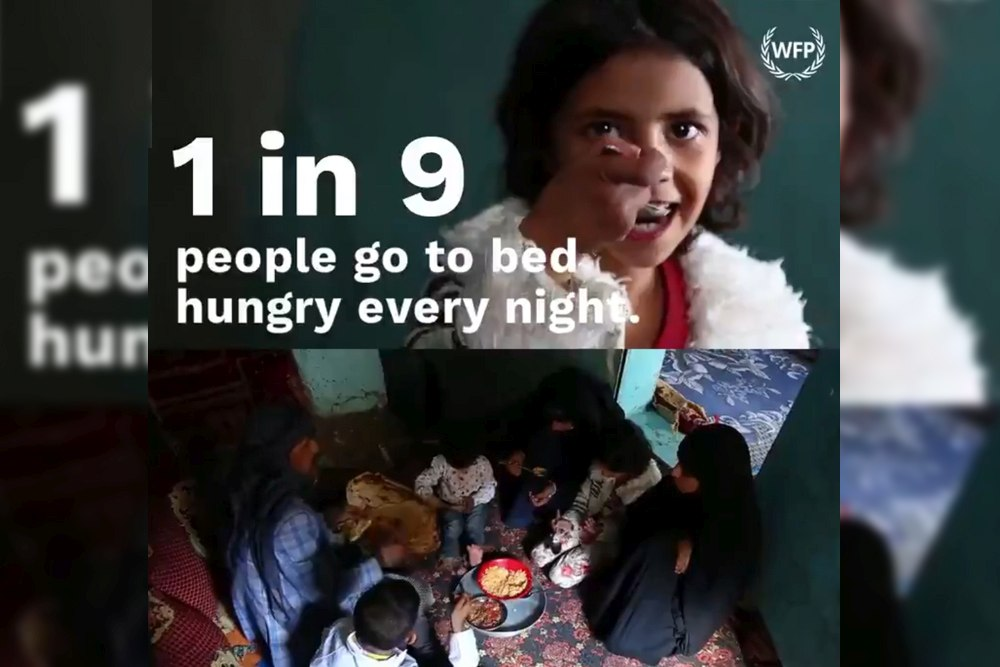 Over 820 Million People In The World Go Hungry Every Day. Can The Zero Hunger Target Be Reached By 2030?
