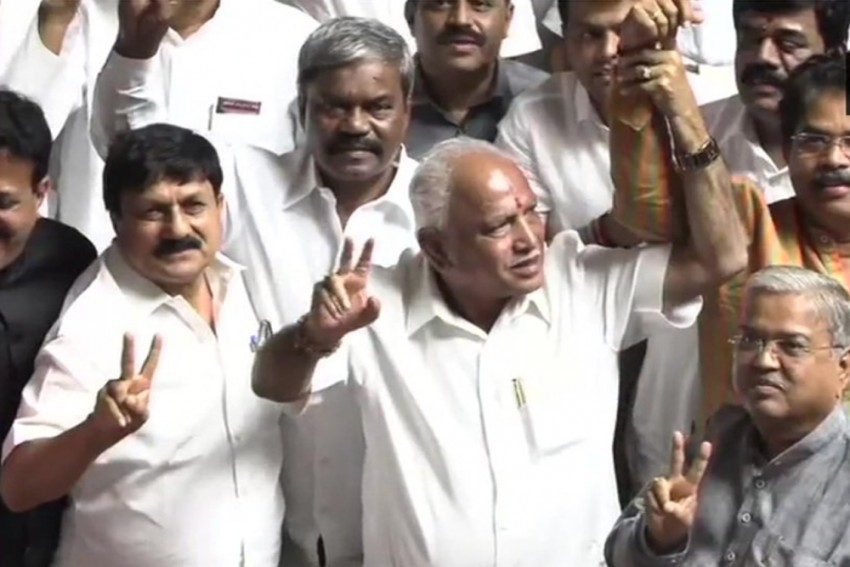 Kumaraswamy Govt Loses Confidence Motion In Karnataka, BJP Says 'Victory Of People'