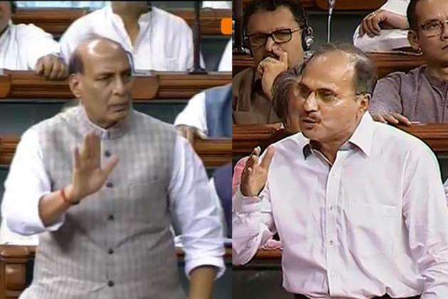 Congress Demands PM Narendra Modi Respond To Trump's Kashmir Comment; Rajnath Singh Says 'No Question Of Mediation'
