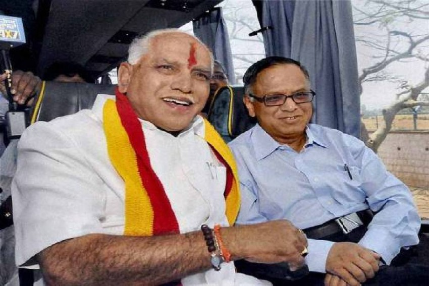 Awaiting Instructions From Central Leadership To Form Govt In Karnataka: B S Yeddyurappa
