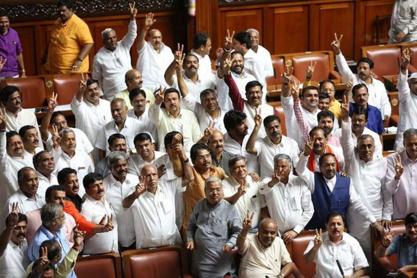 Ahead Of Forming Next Government, Karnataka BJP To Hold Legislature Party Meet