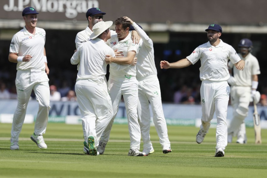 One-Off Test At Lord's, Day 1: 10 Days After Lifting World Cup Trophy, England Concede 122-Run Lead To Ireland
