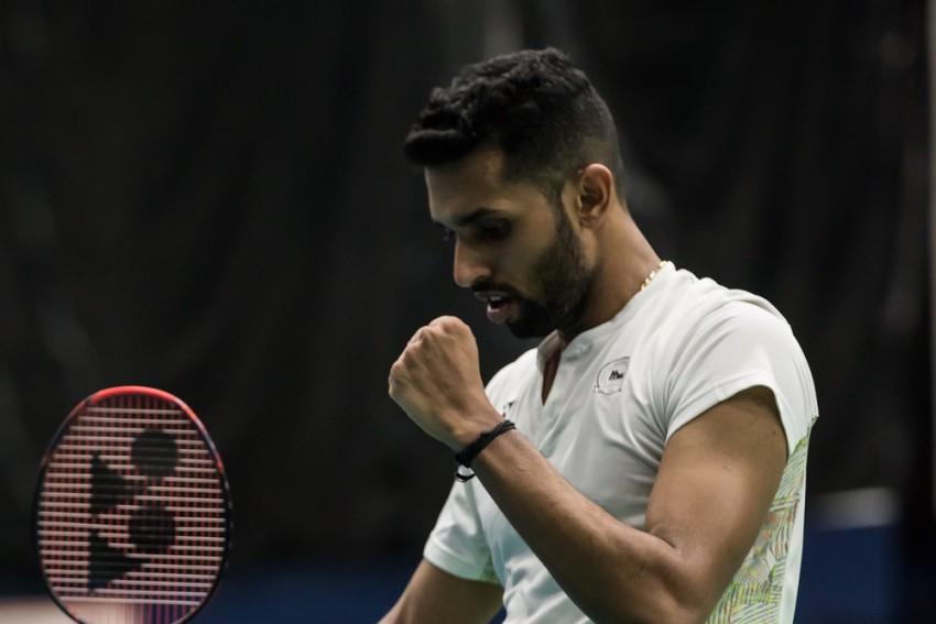 Japan Open: HS Prannoy Stuns Kidambi Srikanth In First Round