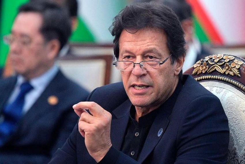 Willing To Give Up Nuclear Weapons If India Does: Pakistan PM Imran Khan