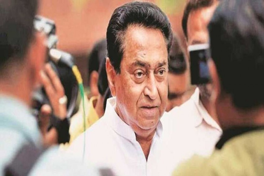 After BJP's '24 Hours' Remark, 2 Party MLAs Back Kamal Nath On Amendment Bill