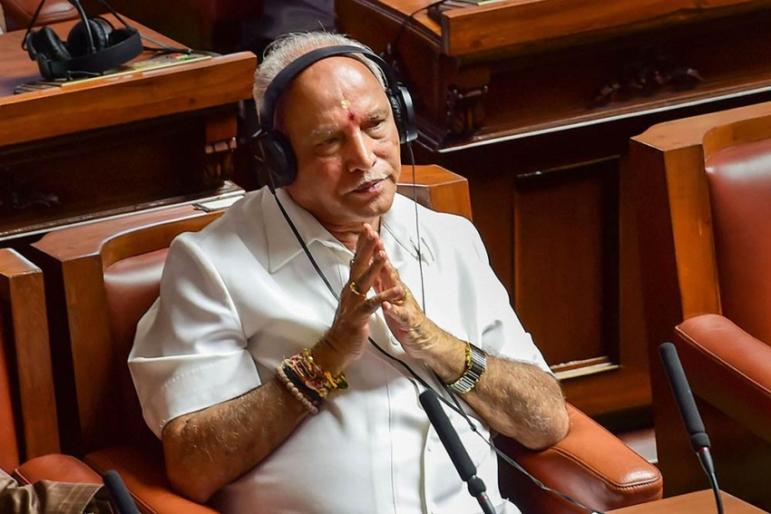 With Congress-JD(S) Coalition Government's Collapse, BJP's BS Yeddyurappa Set To Return As CM