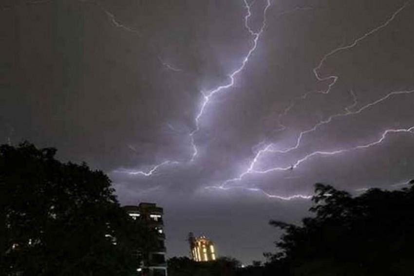 Lightning Strikes Kill 23 In Bihar, Jharkhand