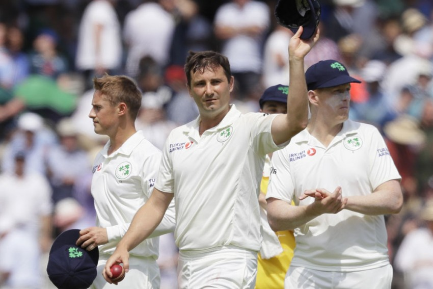 England Vs Ireland, One-Off Test: Magnificent Tim Murtagh Takes Five As IRE Bowl ENG Out or 85