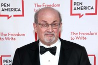 Salman Rushdie's 'Quichotte' Nominated In 2019 Man Booker Longlist
