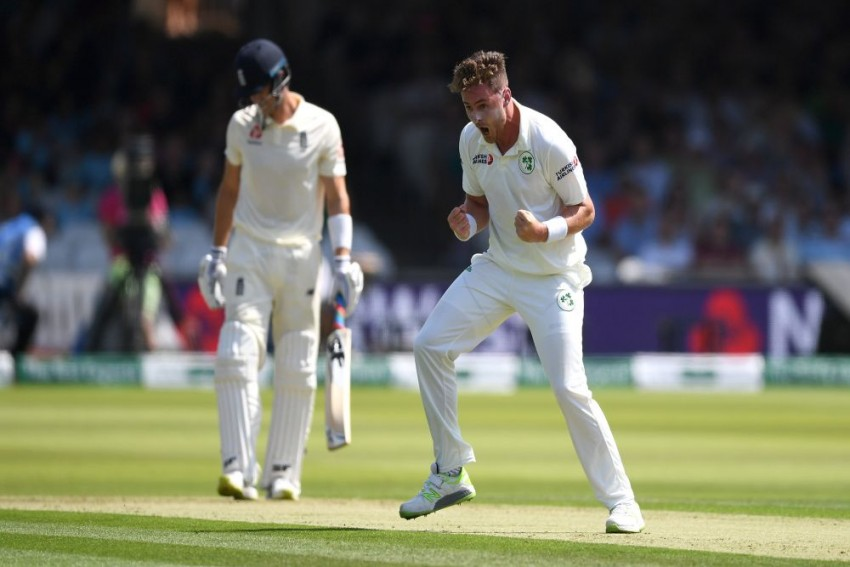 Michael Vaughan Blasts England After 'Embarrassing' Batting Collapse Against Ireland