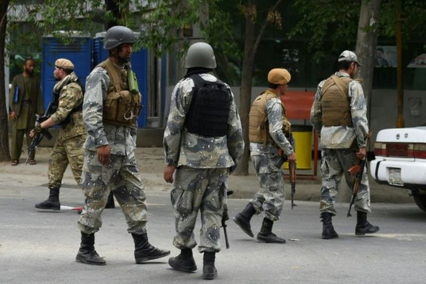 Afghanistan:At least Seven Killed, 21 Injured In Blasts In Kabul