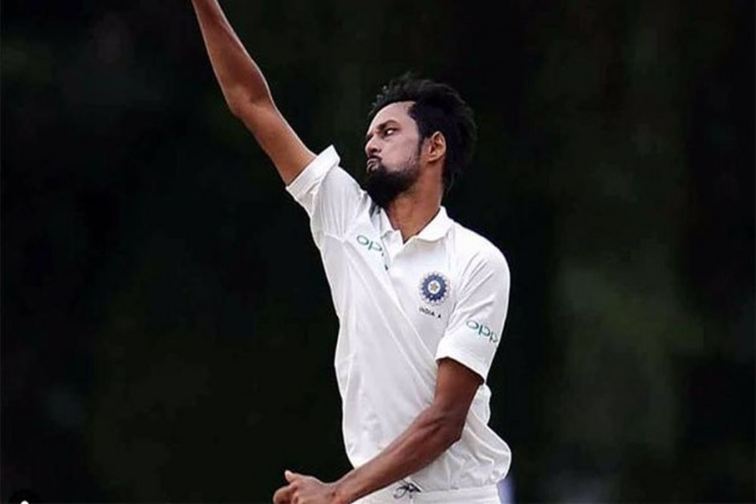 Shahbaz Nadeem Five-Fer Helps India 'A' Grab Opening Day Honours Against West Indies 'A' In Unofficial Test