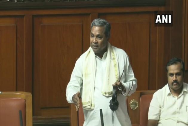 'False News': Siddaramaiah On Reports He Instigated Rebels To Bring Down Karnataka Govt