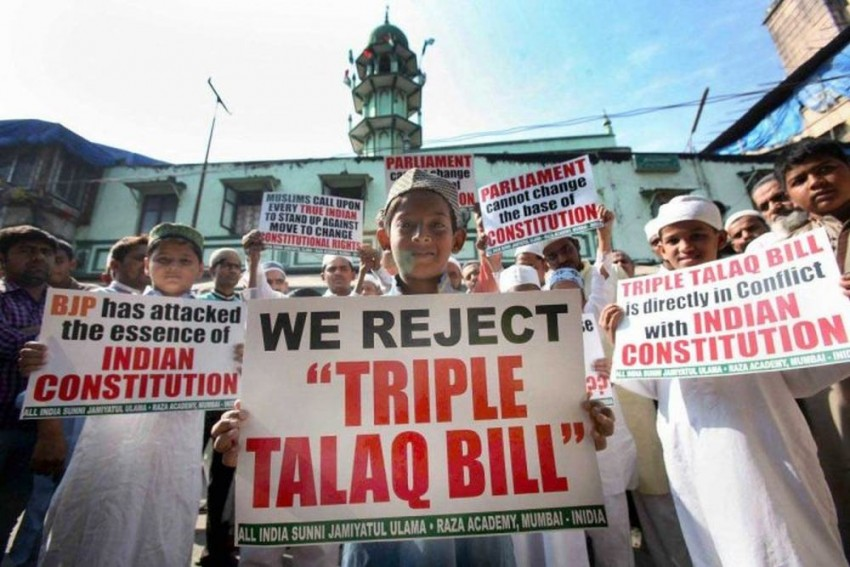 BJP Ally JD (U) Walks Out After Opposing Triple Talaq Bill