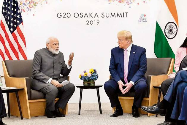 Donald Trump's Bluff On Kashmir Creates Unexpected Diplomatic Challenge For Itchy India