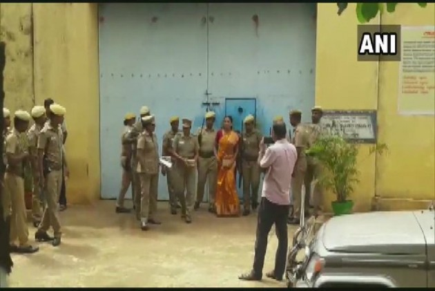 Rajiv Gandhi Murder Convict Nalini Sriharan Gets Parole To Attend Daughter's Wedding