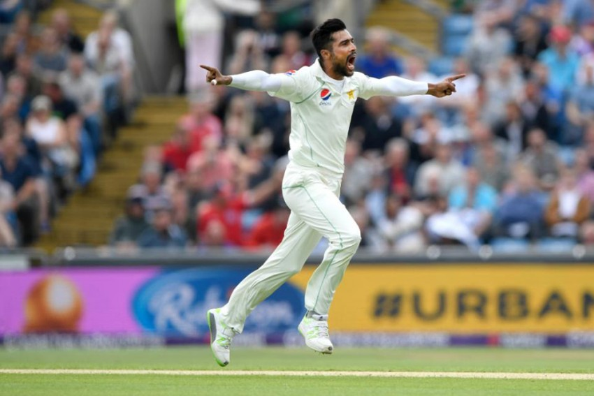 Pakistan Pace Bowler Mohammad Amir Announces Retirement From Test Cricket