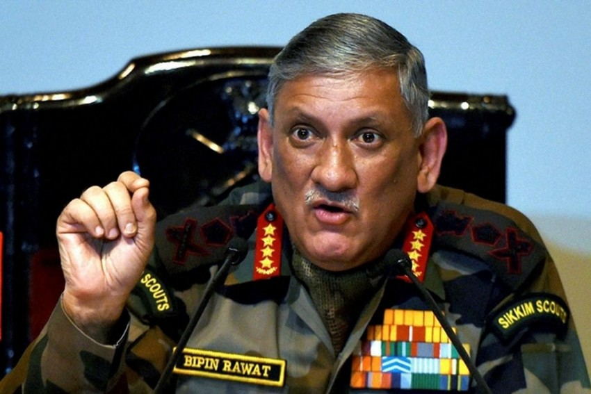 'You Will Get A Bloodier Nose Next Time,' Army Chief Warns Pakistan On Kargil Vijay Diwas