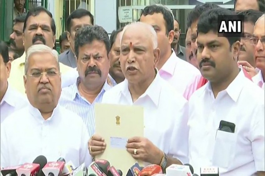 Yeddyurappa Used Excellent Horse Trading Skills To Subvert Democracy: Congress