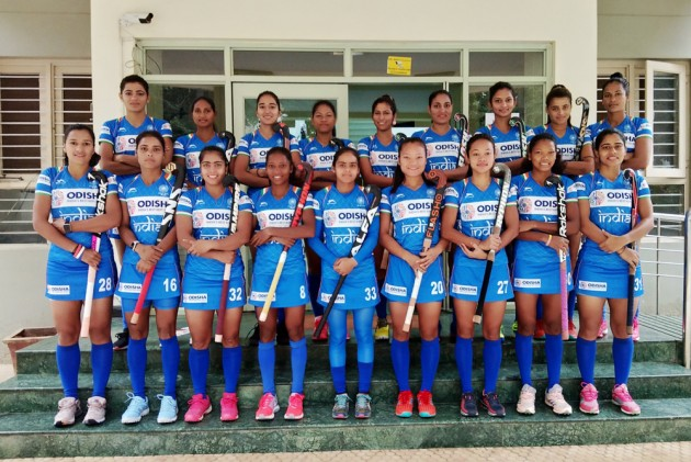 No Surprises In India Women's Hockey Team For Tokyo 2020 Olympics Test Event
