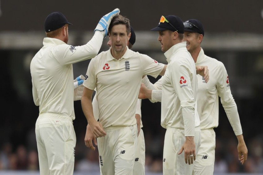 Chris Woakes And Stuart Broad Dominate As England Crush Ireland At Lord's