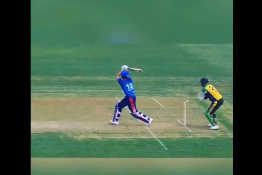 Yuvraj Singh's Bizarre Dismissal In Global T20 Canada Debut – WATCH