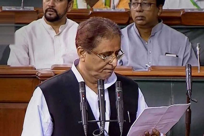 Speaker Will Ask SP MP Azam Khan To Apologise For Sexist Remark