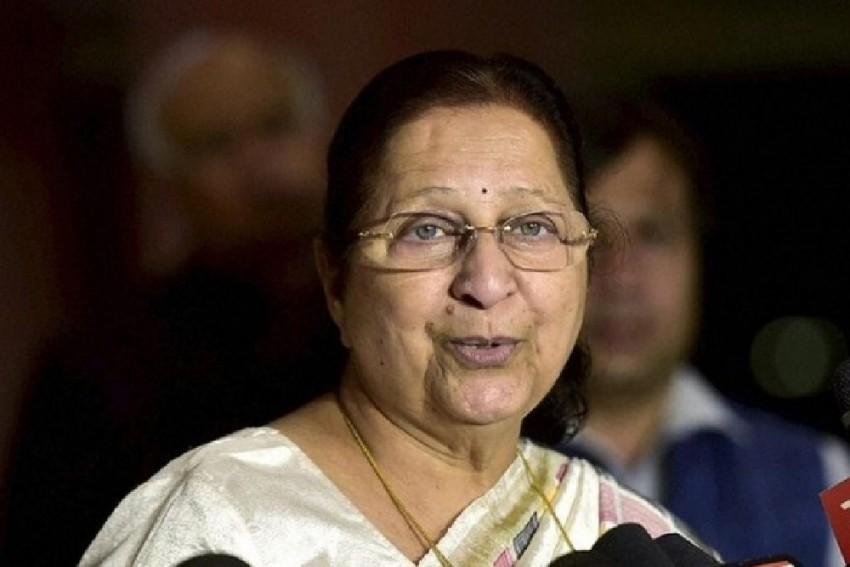 Need To Provide Special Training For MPs Like Azam Khan, Says Sumitra Mahajan