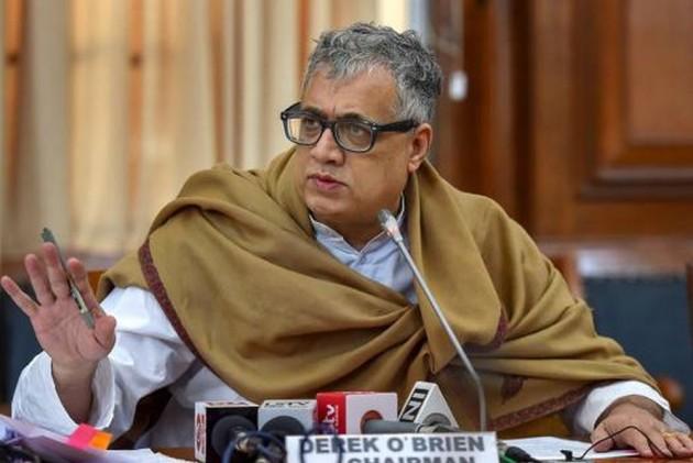 TMC MP Derek O'Brien Summoned By CBI In Saradha Scam Probe